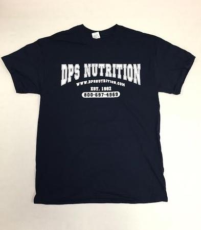 Dps Nutrition T-Shirt Navy Blue - XL