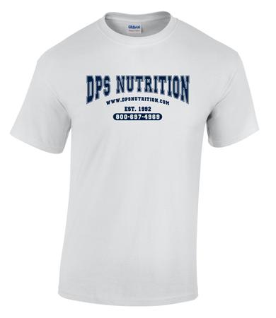 Dps Nutrition T-Shirt White - XXL