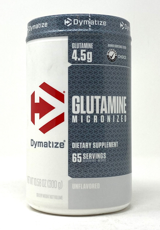 Dymatize Micronized Glutamine - 300 Gram