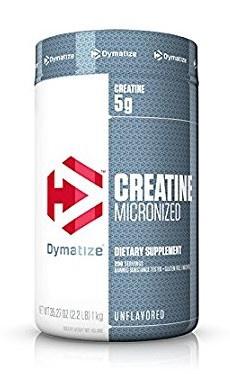 Dymatize Creatine Micronized - 1000 Gram