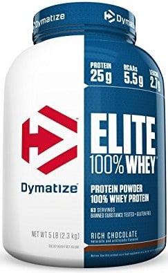 Dymatize Elite Whey Rich Chocolate - 5 Lb
