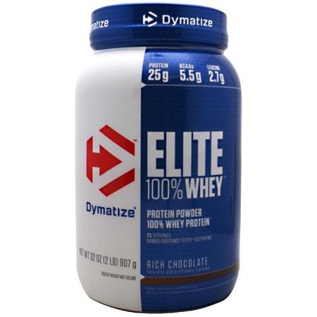 Dymatize Elite Whey Rich Chocolate - 2 Lb