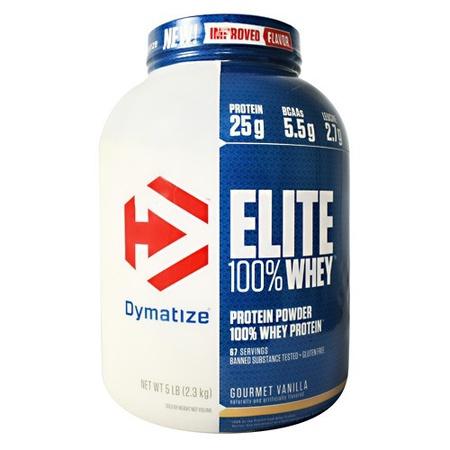 Dymatize Elite Whey Vanilla - 5 Lb