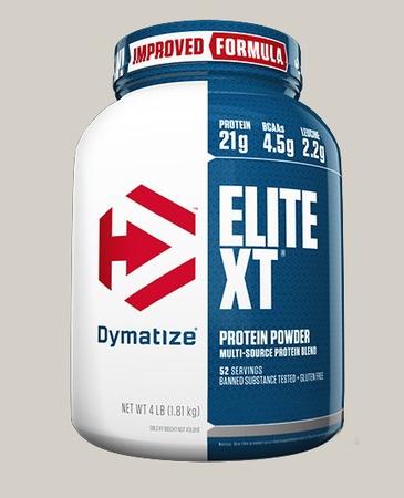 Dymatize Elite XT Protein Vanilla - 4 Lb