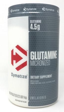 Dymatize Glutamine Micronized - 1000 Gram