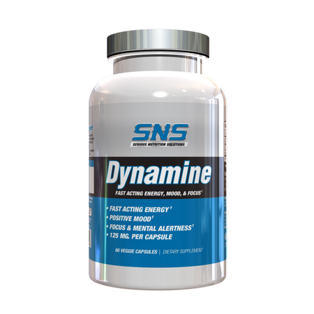 SNS Serious Nutrition Solutions Dynamine Caps 125 mg - 60 Cap