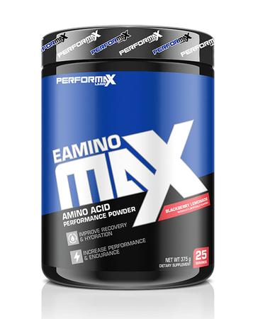 Performax Labs EAMino Max Blackberry Lemonade - 25 Servings