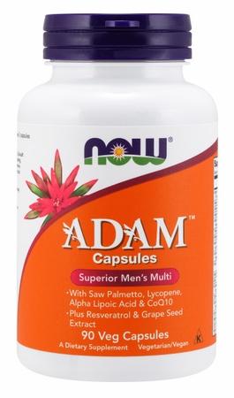 Now Foods ADAM Mens Multi Vitamin Capsules - 90 Cap