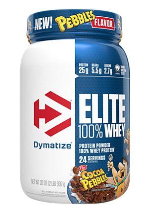Dymatize Elite Whey Cocoa Pebbles - 2 Lb (24 servings)
