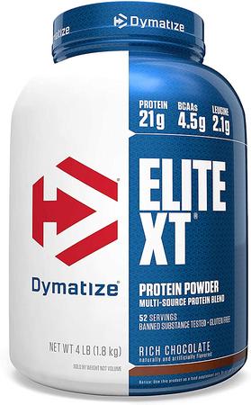 Dymatize Elite XT Protein Rich Chocolate - 4 Lb