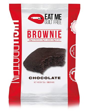 Eat Me Guilt Free Protein Brownie Original Chocolate Brownie - 12 Brownies