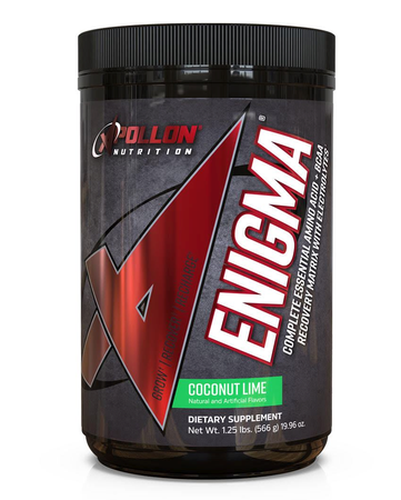 Apollon Nutrition Enigma V2 Intra-Workout Coconut Lime - 20-40 Servings