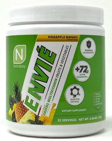 Nutrakey Envie Pineapple Mango - 35 Servings