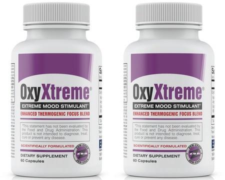EPG Oxy Xtreme TWINPACK - 2 x 60 Cap Bottles