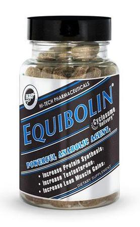 Hi Tech Pharm Equibolin - 60 Tab