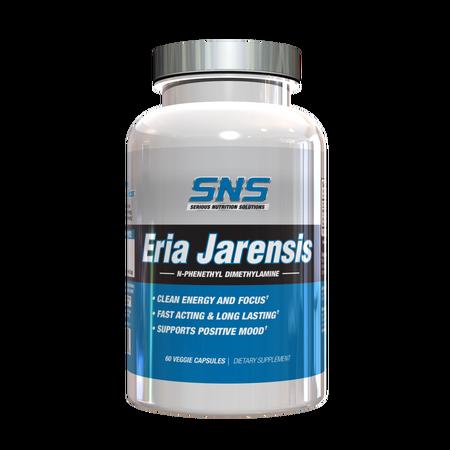 SNS Serious Nutrition Solutions Eria Jarensis - 60 Cap
