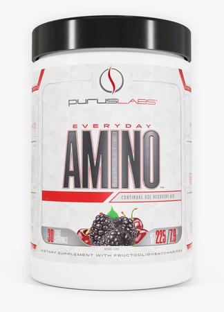 Purus Labs Everyday Amino  Fresh Mango Tangerine - 30 Servings