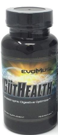 EvoMuse Gut Health - 75 Cap