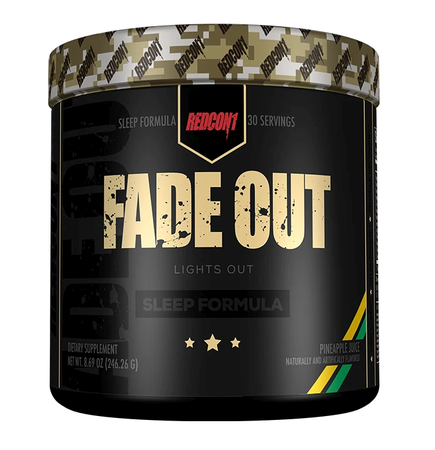 Redcon1 Fade Out Sleep Formula Pineapple Juice - 30 Servings