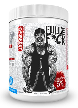 5% Nutrition Full As F*ck Blueberry Lemonade - 25 Servings
