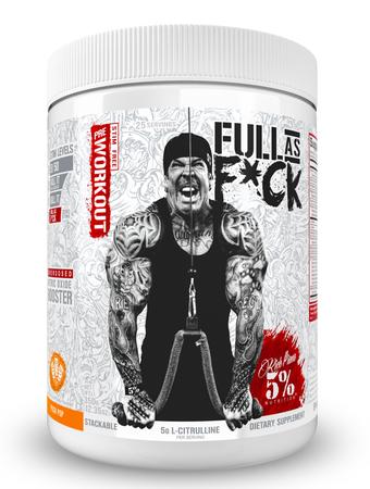 5% Nutrition Full As F*ck Push Pop - 25 Servings
