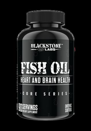 Blackstone Labs Fish Oil - 90 Softgels