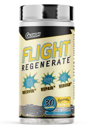 Glaxon Flight Regenerate - 30 Servings (90 Cap)  *New formula