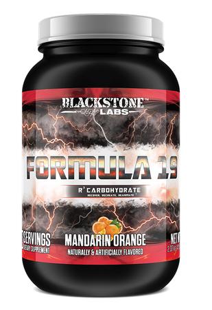 Blackstone Labs Formula 19 Mandarin Orange - 30 Servings