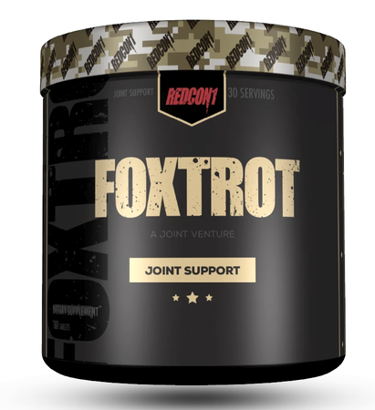 Redcon1 Foxtrot Joint Support - 300 Capsules (60 Servings)