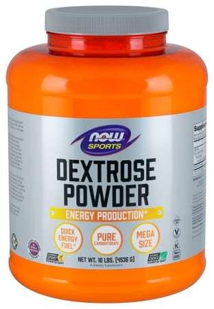 Now Foods Dextrose - 10 Lb