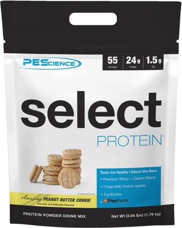 PES Select Protein Peanut Butter Cookie - 55 Servings