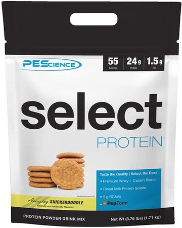 PES Select Protein Snickerdoodle - 55 Servings