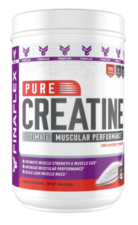 Finaflex Pure Creatine Monohydrate - 500 Grams