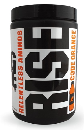 G Code Nutrition RISE Relentless Aminos  Code Orange - 30 Servings