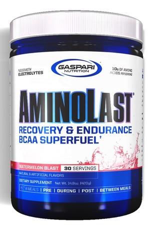 Gaspari Nutrition AminoLast Watermelon - 30 Servings