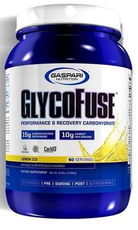 Gaspari Nutrition Glycofuse Lemon Lime  - 60 Servings