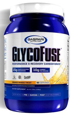 Gaspari Nutrition Glycofuse Orange Mango - 60 Servings