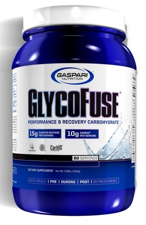 Gaspari Nutrition Glycofuse Strawberry Kiwi - 60 Servings