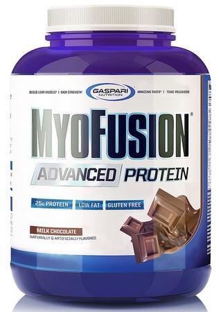 Gaspari Nutrition MyoFusion Advanced Protein Chocolate - 4 Lb