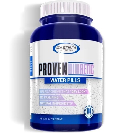 Gaspari Nutrition Proven Diuretic - 80 Cap
