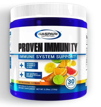 Gaspari Nutrition Proven Immunity  Refreshing Citrus - 30 Servings
