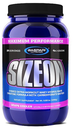 Gaspari Nutrition SizeOn Max Performance Grape - 24 Serving