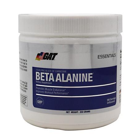 GAT Beta Alanine Powder - 100 Servings
