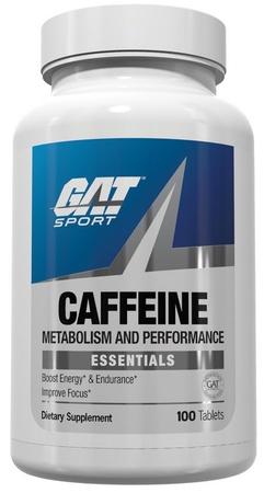 GAT Caffeine 200 Mg - 100 Tab
