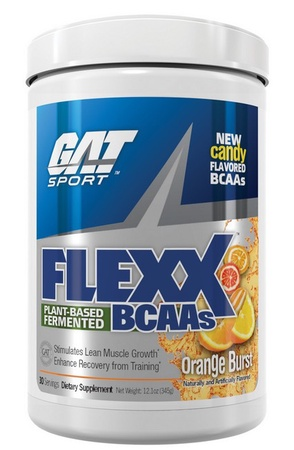 GAT Flexx BCAAs  Orange Burst - 30 Servings