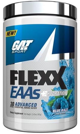 GAT Flexx EAAs Blue Razz - 30 Servings