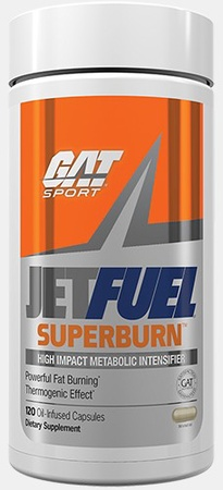 GAT Jet Fuel Superburn - 120 Cap