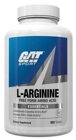 GAT L-Arginine 1000 Mg - 180 Tab