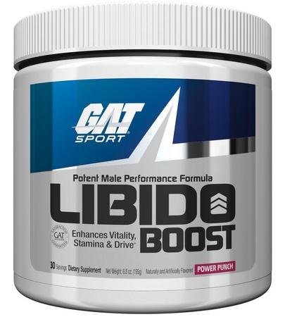 GAT Libido Boost Powder Power Punch - 30 Servings