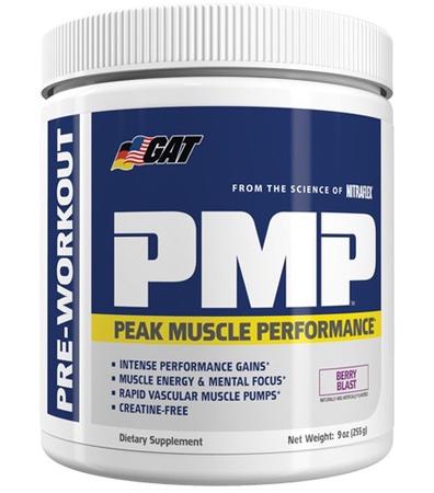GAT PMP Berry Blast - 30 Servings